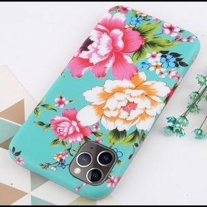 iPhone 11 Pro Max phone case blue